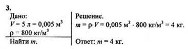 Ответ ГДЗ . Готовые домашние задания к решебнику физика 7 класс Перышкин А.В.