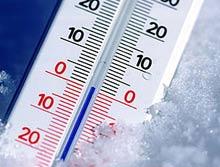 Изменение температуры