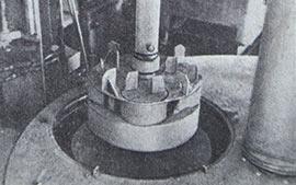 Станок для формования бетонных труб