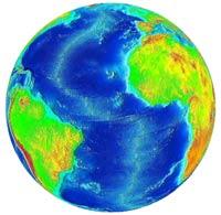 Тепловые потоки Земли