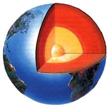 Мантия земли