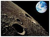 Видно ли Луну днем?
