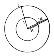 Онлайн тест по физике №1. Вопрос 6.