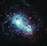 Рождение галактики