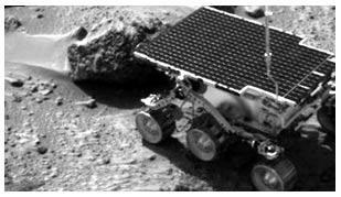 Марсоход Mars Pathfinder 4