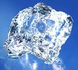 Превращение воды в лед (расширение жидкости)