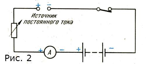цепь зарядки
